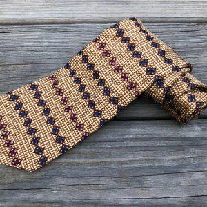Nautica Men Tie Classic Length Necktie 100% Silk T